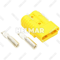 6328G6<br>CONNECTOR/CONTACTS (SB175 #4 YELLOW)