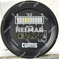 802RB2448BN<br>BATTERY & HOUR GAGE