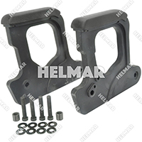 87820-fw80b Kit. Hip Restraint