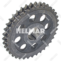 901273806<br>CRANKSHAFT GEAR