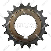 901273807<br>CRANKSHAFT GEAR