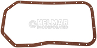 MD020232<br>OIL PAN GASKET