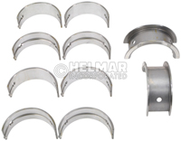 909387<br>MAIN BEARING SET (.75MM)