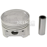 918503 PISTON & PIN SET .25MM