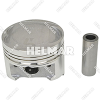 918506<br>PISTON & PIN SET (1.00MM)