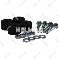 A5005RMK MOUNTING KIT, ROOF