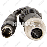 ADPT-07 ADAPTER, VIDEO CABLE