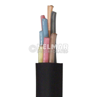 Forklift Cable Accessories Conductor Cable - AS11402 14G 2 Wire