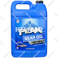GO-4314 GEAR OIL, GALLON (85W-140)