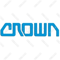 H-CROWN  UNIVERSAL STICKER CROWN