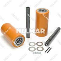 Forklift & Lift Truck Supplies - Lwk-1005 Load Wheel Kit