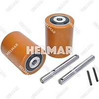 Forklift & Lift Truck Supplies - Lwk-5194 Load Wheel Kit
