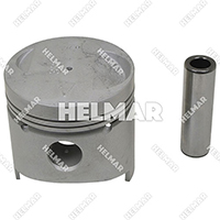 MD009592 PISTON & PIN SET (.75MM)