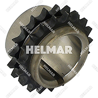 909175 CRANKSHAFT GEAR