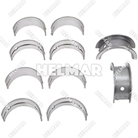 MD040684 MAIN BRG SET (.50MM)