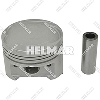 918502  PISTON & PIN SET STD