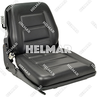 MODEL 1600 SUSPENSION SEAT (VINYL)