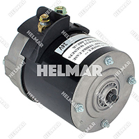 MOTOR-1017<br>ELECTRIC PUMP MOTOR (24V)