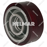 Forklift & Lift Truck Supplies - Wh-412 Polyurethane Wheel