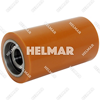 Forklift & Lift Truck Supplies - Wh-424-A-95D Poly Wheel/Bearings