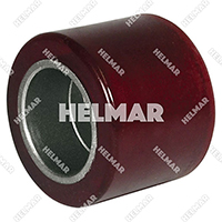 Forklift & Lift Truck Supplies - Wh-438 Polyurethane Wheel