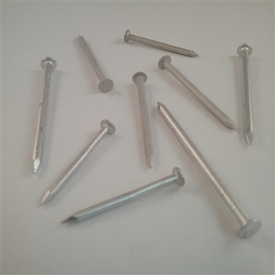 ALUM COMMON NAIL                        10D #9 X 3