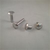 2117-T4 Aluminum 1//4 x 1//4 Pack of 300 Hard Brazier Head SolidBuck Rivets