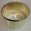 "BRASS SOFT COIL  22 GA  .025 X 12"" WIDE"
