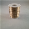 BRASS SOFT WIRE        22 GA  .025  1#SPOOL