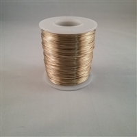 BRASS SOFT WIRE        30 GA  .010  1#SPOOL