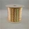 BRASS SOFT WIRE        18 GA  .040DIA  5#SPOOL