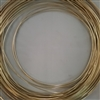 BRASS SOFT WIRE        12 GA  .0808 DIA