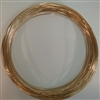 RED BRASS SOFT WIRE         8 GA  .128DIA