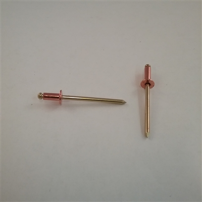COPPER/BRASS BLIND RVT  1/8 X .126-.250GRIP CB44D
