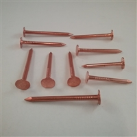 COPPER SLATING NAIL                     6D #10 X 2