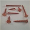 COPPER SLATING NAIL                6D #11 X 2  Ring Shank
