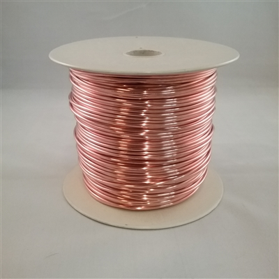 COPPER SOFT WIRE       22 GA  .025  5#SPOOL