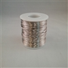 NICKEL SILVER SOFT WIRE                 24 GA  .020  1#SPOOL