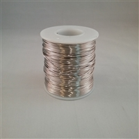 NICKEL SILVER SOFT WIRE                 28 GA  .0126 1#SPOOL