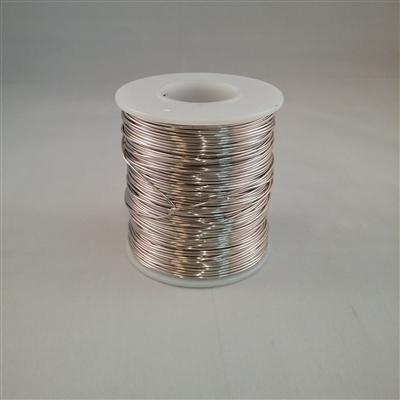 NICKEL SILVER SOFT WIRE                 20 GA .032  1#SPOOL