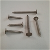 SS ROOFING NAIL                     4D #10 X 1-1/2  Ring Shank