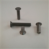 STEEL COUNTERSUNK RIVET                 1/8 X 3/8