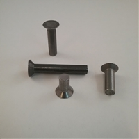 STEEL COUNTERSUNK RIVET                 1/8 X 1/4