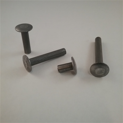 STEEL TRUSS RIVET                       1/4 X 2-1/2