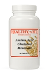 Amino Acid Chelated Minerals (180 Caplets)