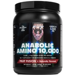 Anabolic Amino 10,000 Powder- Fruit Fusion (30 Servings) 1.32lbs