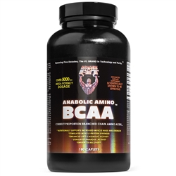 Correct Proportion Branched Chain Amino Acids (180 Tablets)