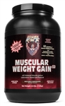 Muscular Weight Gain 3 Choc Flavor 2.5 Lbs.