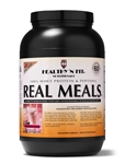 Real Meals - Instant Shake Strawberry Flavor 2Lbs.