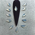 2205 Swarovski FLAME White Opal 7.5mm / 12pcs